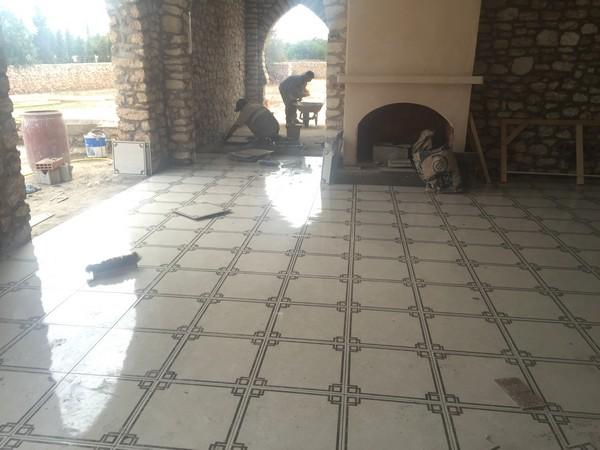 Construire au maroc - Construire douche exterieure ...